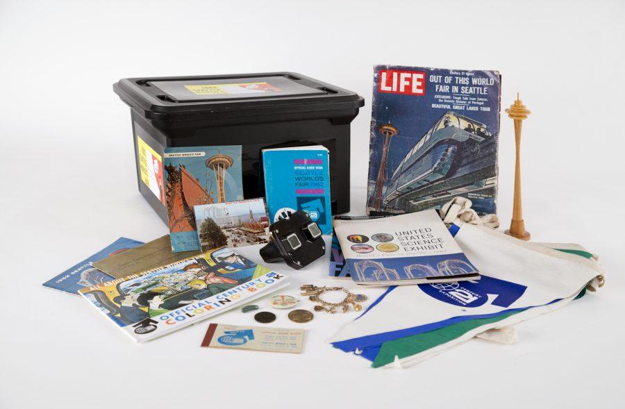 Century 21 Exposition Kit contents