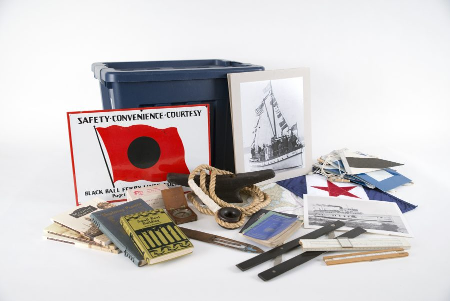 Maritime Kit contents