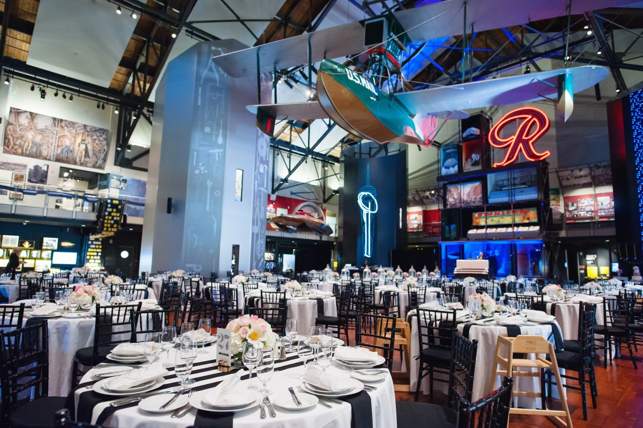 Grand Foyer And Rear Of Auditorium Of Allen Place In Montreal : Mohai — faye g allen grand atrium