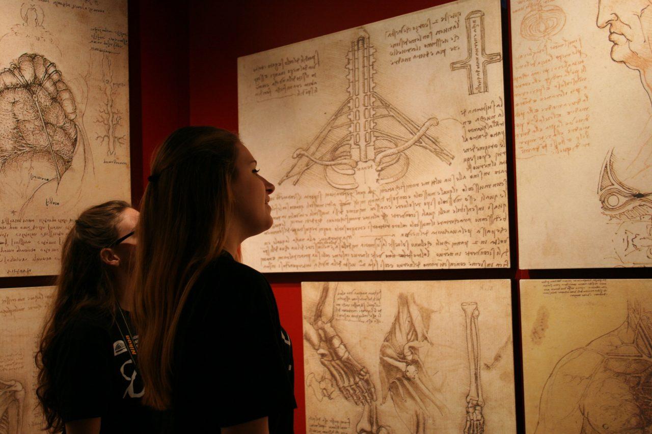 MOHAI — Da Vinci – Inventions